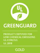 美国绿色卫士室内空气质量金级认证