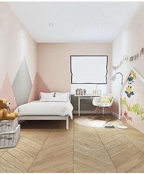 多乐士焕新服务-儿童房空间色彩方案