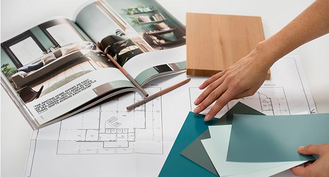 一站式解决选色烦恼,多乐士色彩设计服务来帮你!