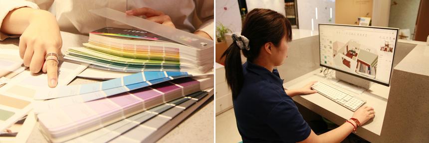 多乐士色彩咨询服务帮您轻松搞定家装中的色彩困惑